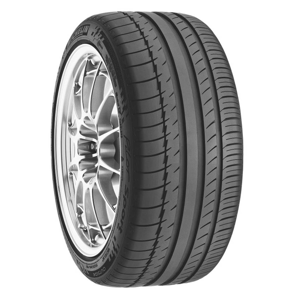 Pneu Michelin 255/30R22 95Y Pilot Sport Ps2 XL