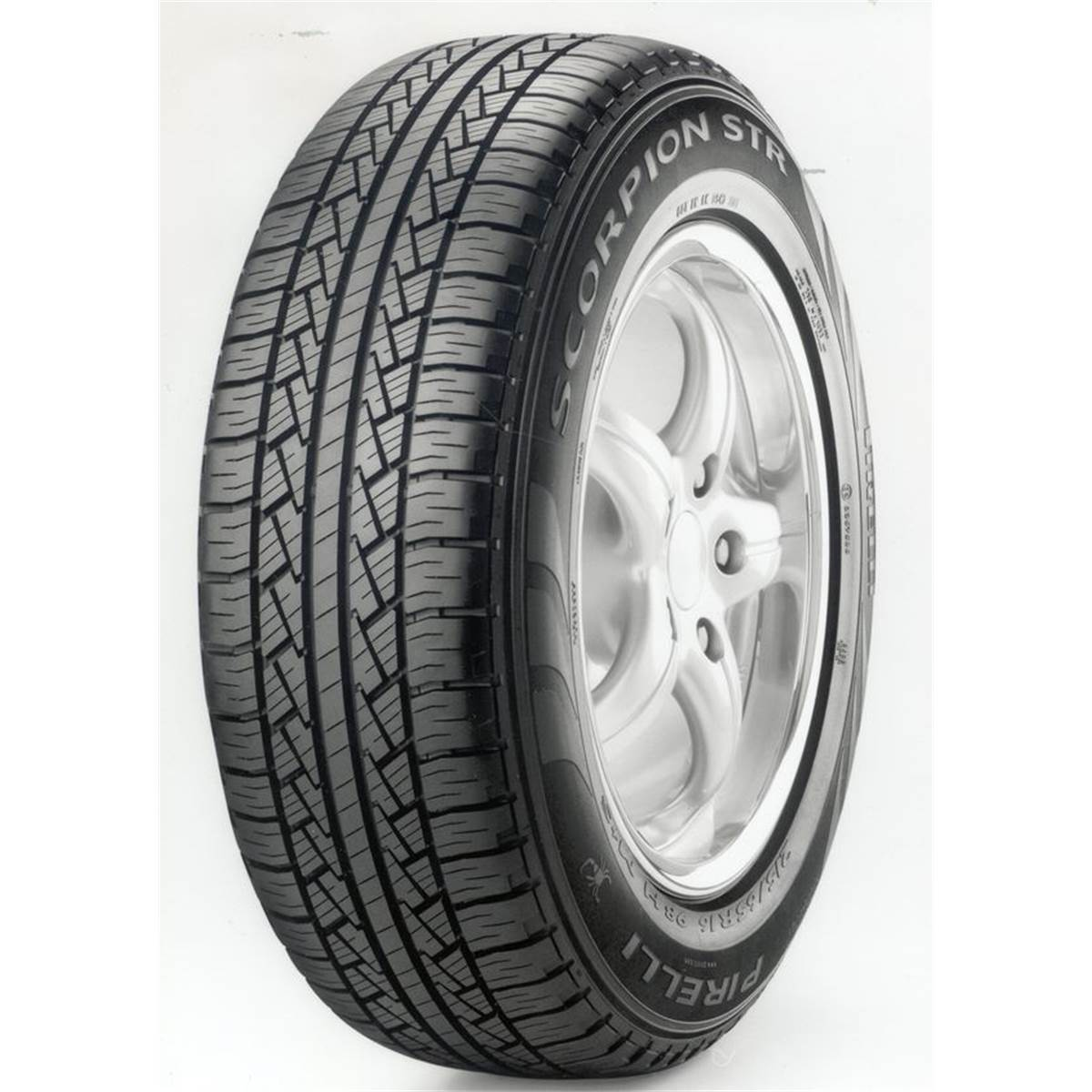 Pneu 4X4 Pirelli 265/65R17 112H Scorpion Str
