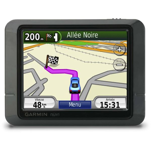 GPS Garmin Nüvi 245 Europe