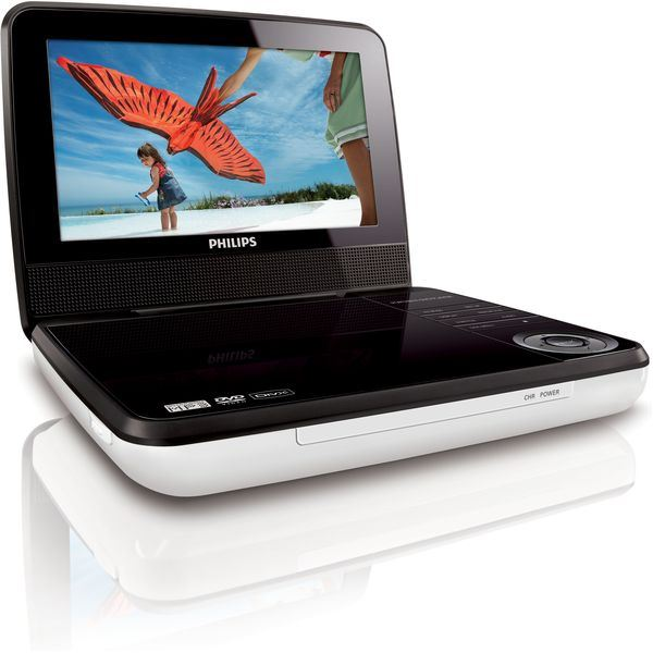 Lecteur DVD Portable PHILPS PET741D