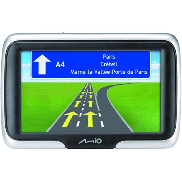 GPS Mio Moov Spirit 470 Europe