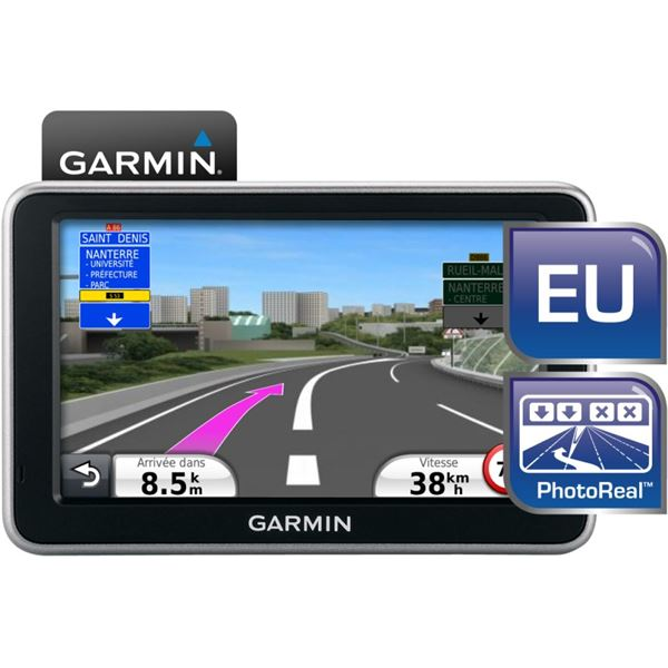 GPS Garmin Nüvi 2340 LMT Europe