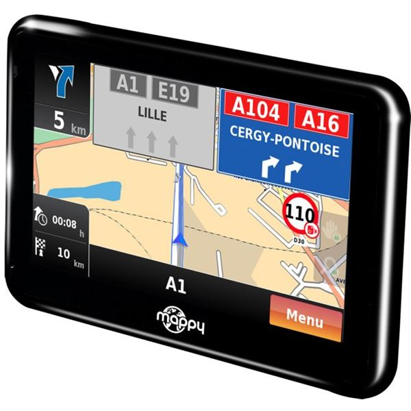 GPS Mappy Ulti 490 Europe Light