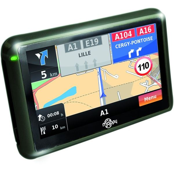 GPS Mappy Ulti E508 Europe