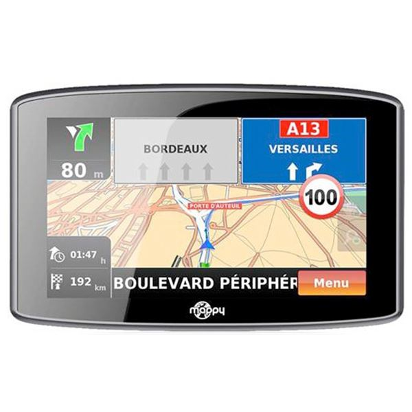 GPS Mappy Iti S436 Europe