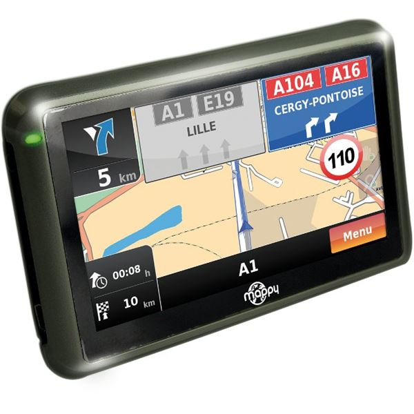GPS Mappy Ulti E508 France