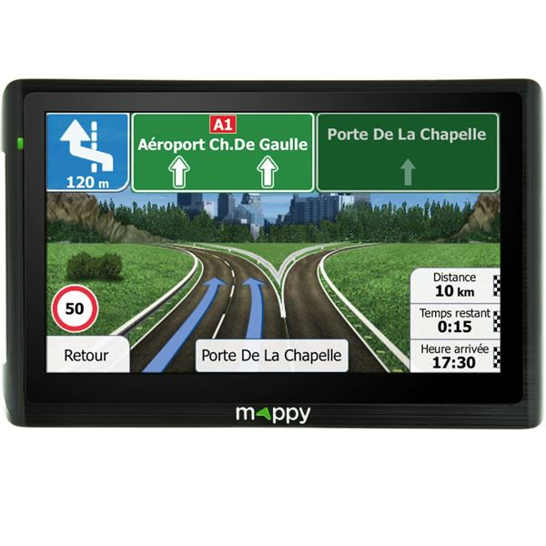 GPS Mappy ITI E418 Europe