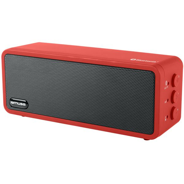 Enceinte Bluetooth nomade Muse M350-BT - Corail
