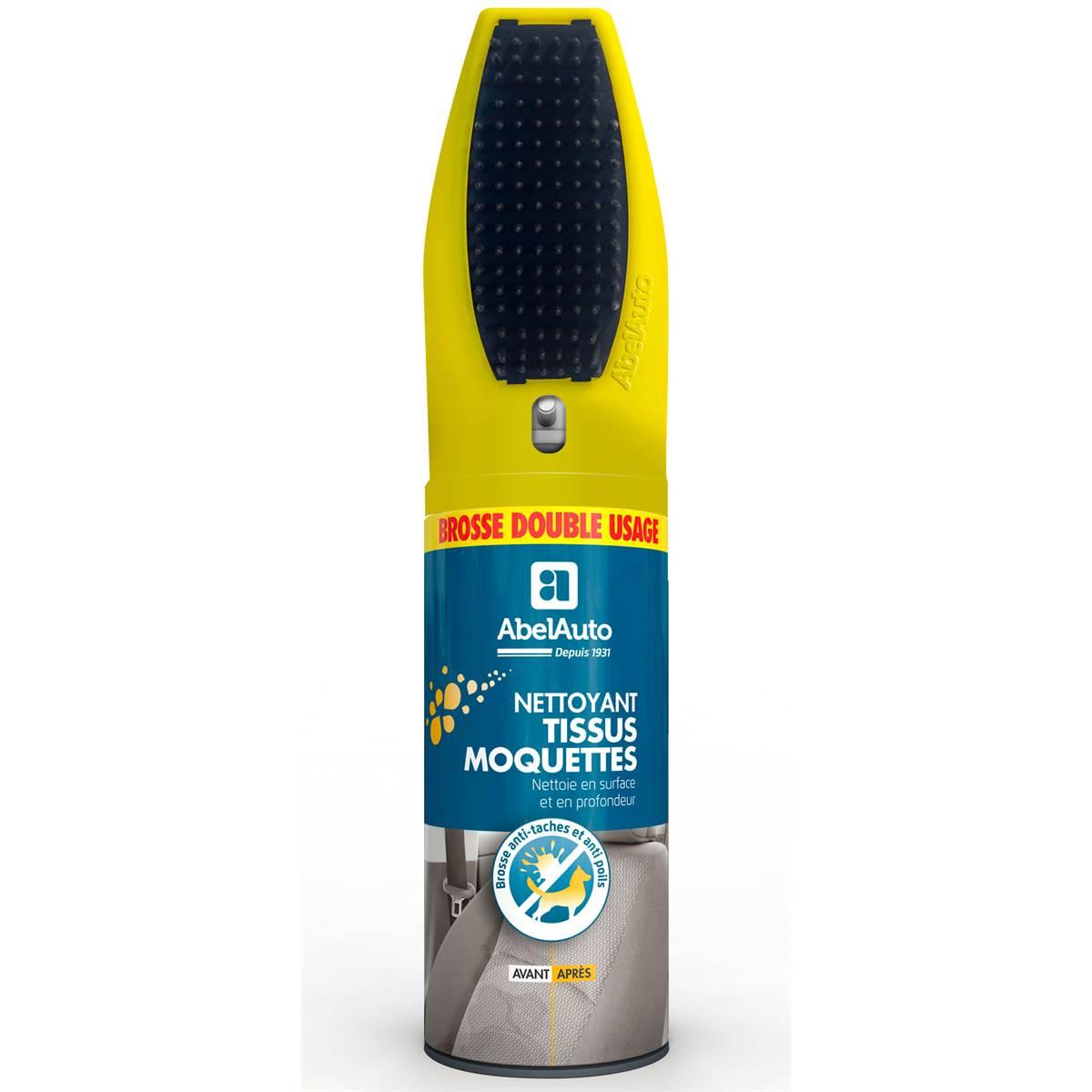 Nettoyant tissus et moquettes avec brosse ABEL 400ML
