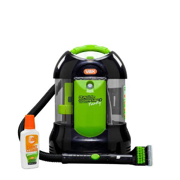 injecteur extracteur portable vax funky feu vert. Black Bedroom Furniture Sets. Home Design Ideas