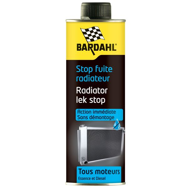 stop fuite radiateur bardahl 500 ml feu vert. Black Bedroom Furniture Sets. Home Design Ideas