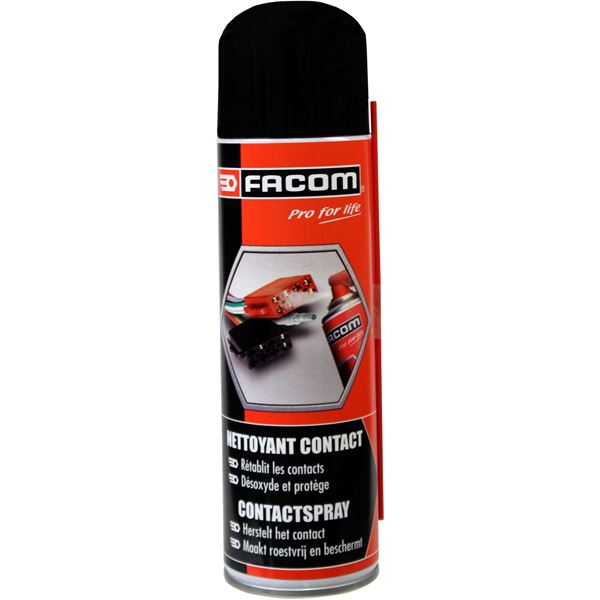 Nettoyant Contact 250 ml Facom