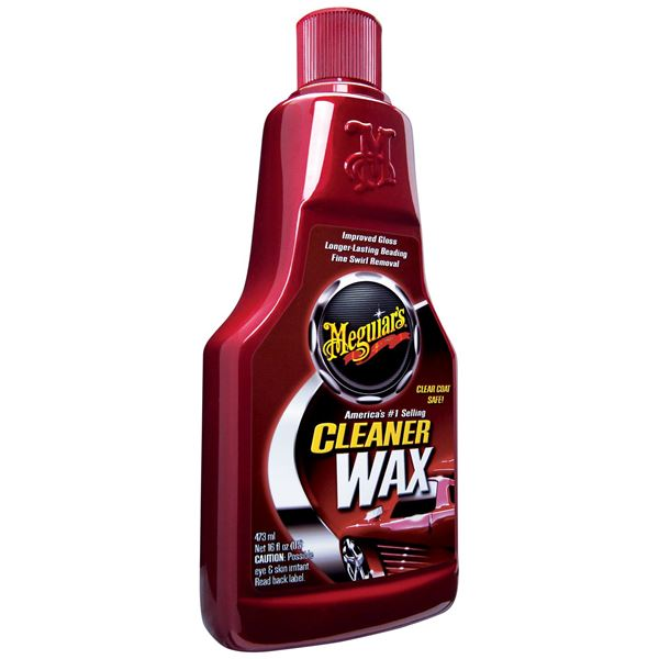 Cire et Rénovation Meguiar's Cleaner Wax 473 ml
