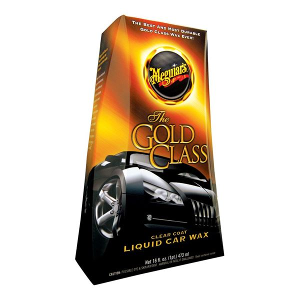 Cire de protection Gold Class Meguiar's 450 ml
