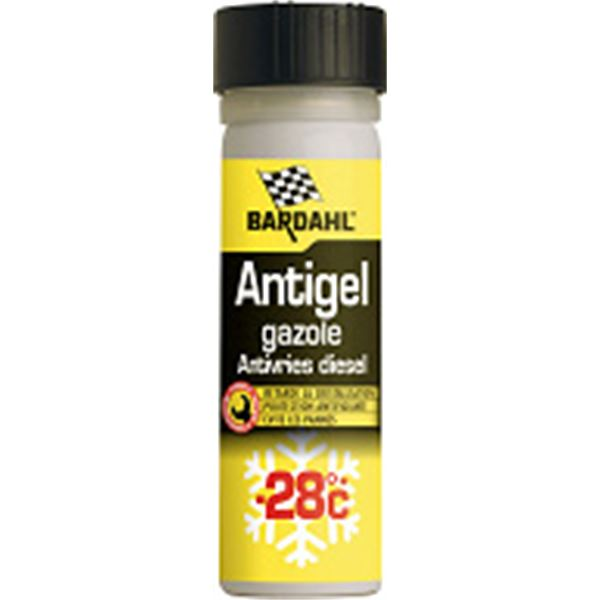 Antigel gazole 75 ml Bardhal
