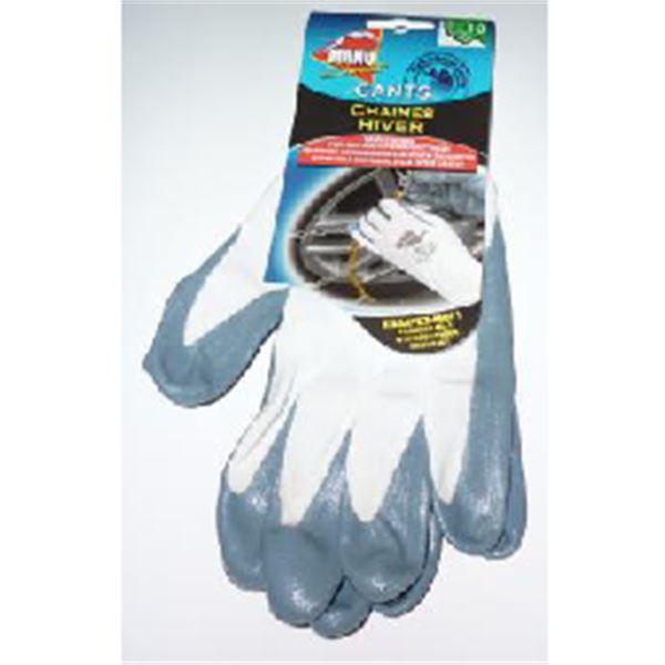 gants de montage pour cha nes neige feu vert. Black Bedroom Furniture Sets. Home Design Ideas