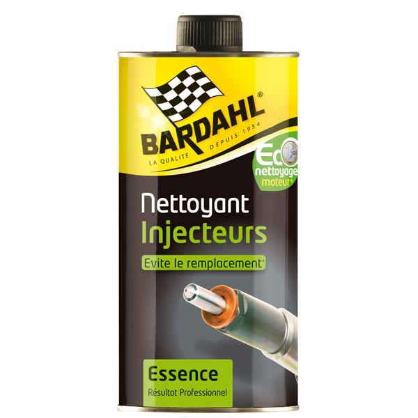 nettoyant injecteurs essence bardahl 1 litre feu vert. Black Bedroom Furniture Sets. Home Design Ideas