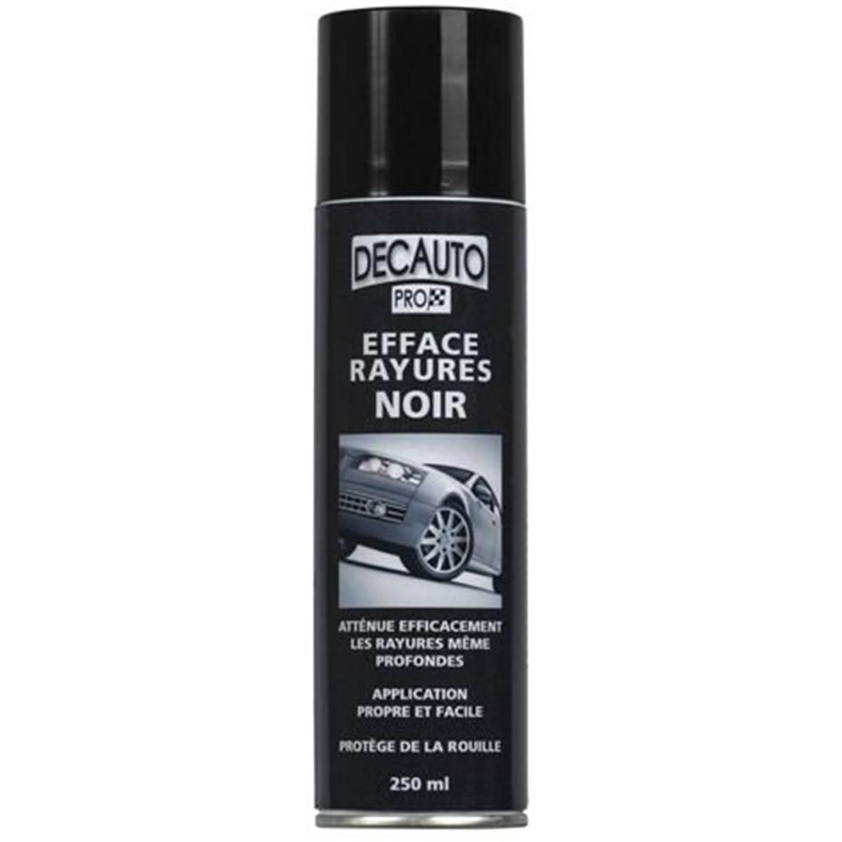 Efface rayures noir en spray, 250 ml