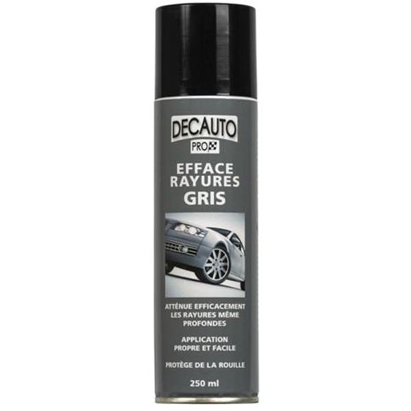 Efface rayures gris en spray, 250 ml