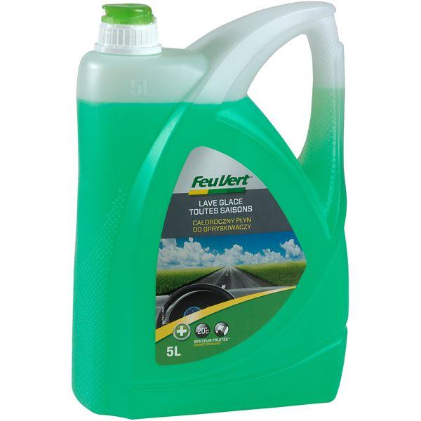 Lave Glace Toutes Saisons 20 C Feu Vert 5l Feu Vert