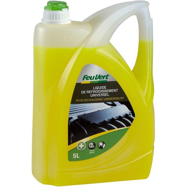 Liquide De Refroidissement Universel 30 C 5l Feu Vert Feu Vert