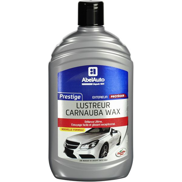 lustreur carnauba wax prestige 500ml abel auto feu vert. Black Bedroom Furniture Sets. Home Design Ideas