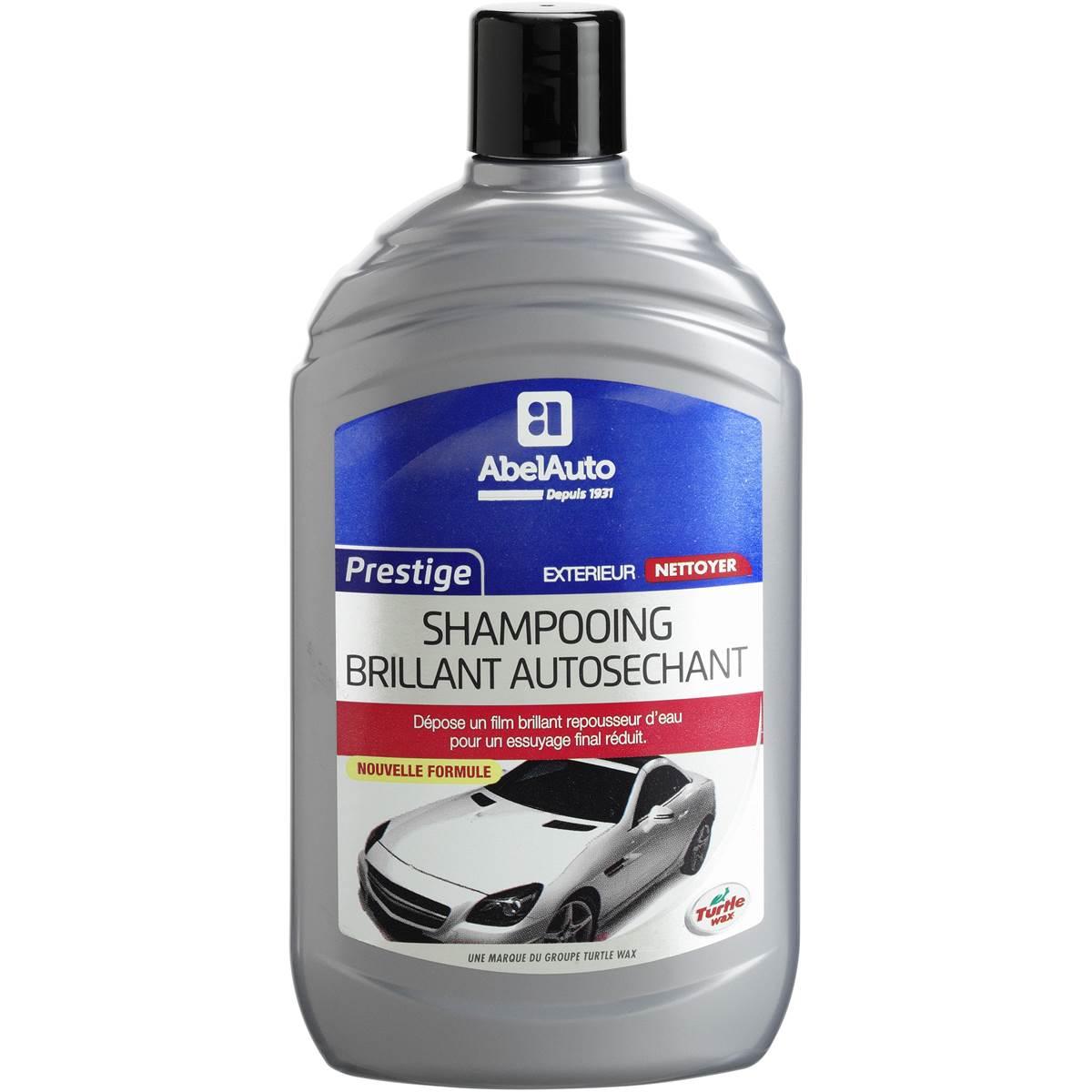 Shampoing brillant auto sèchant ABEL PRESTIGE 500ML