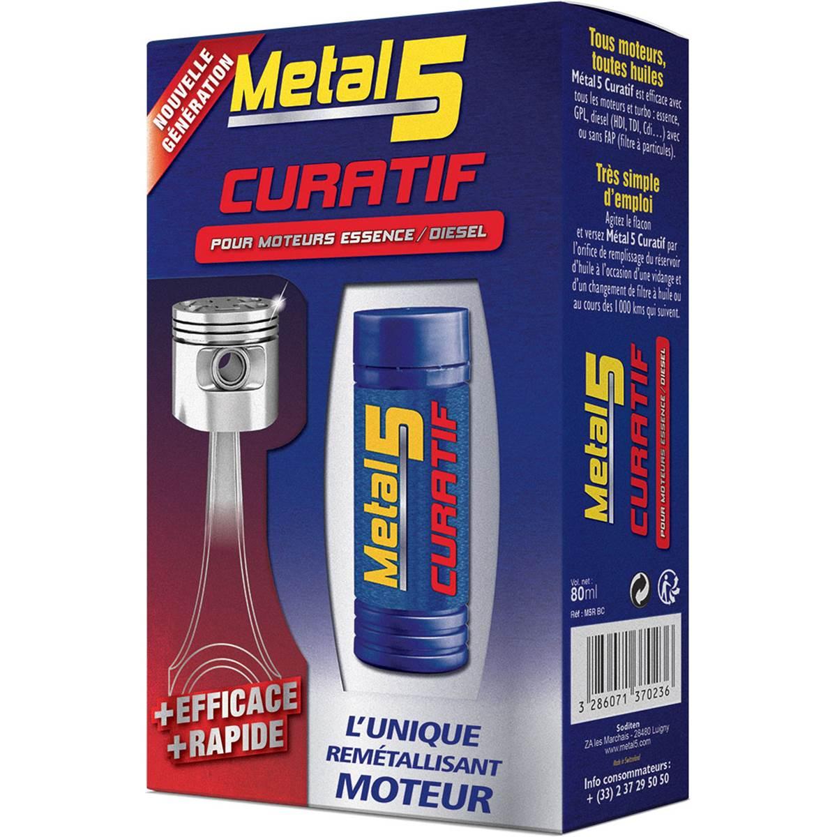 METAL 5 Curatif 80ml