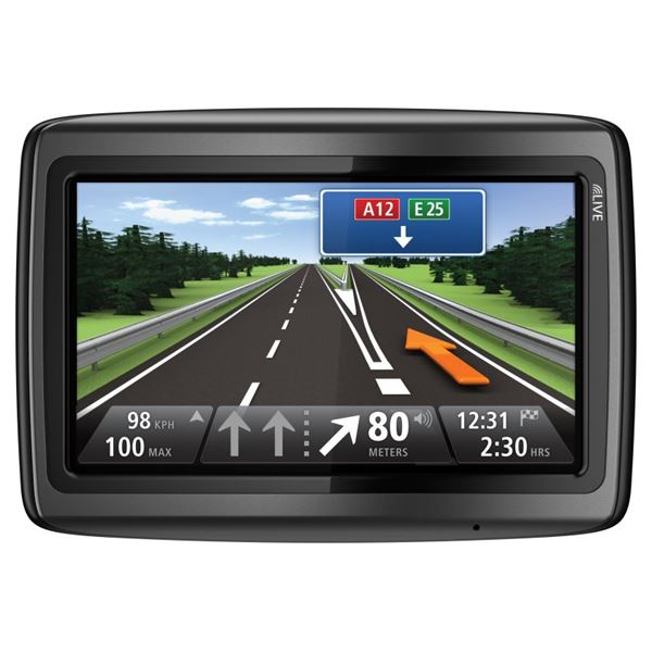 GPS TomTom Via Live 120 Europe 22 pays