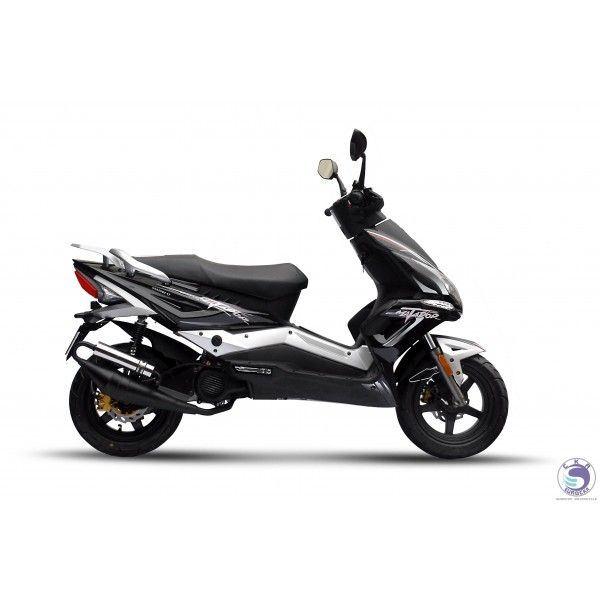 scooter 50 cc eurocka matador noir feu vert. Black Bedroom Furniture Sets. Home Design Ideas