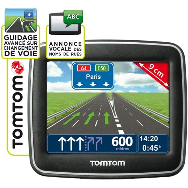 GPS TomTom Start Europe Classic Series 23 pays