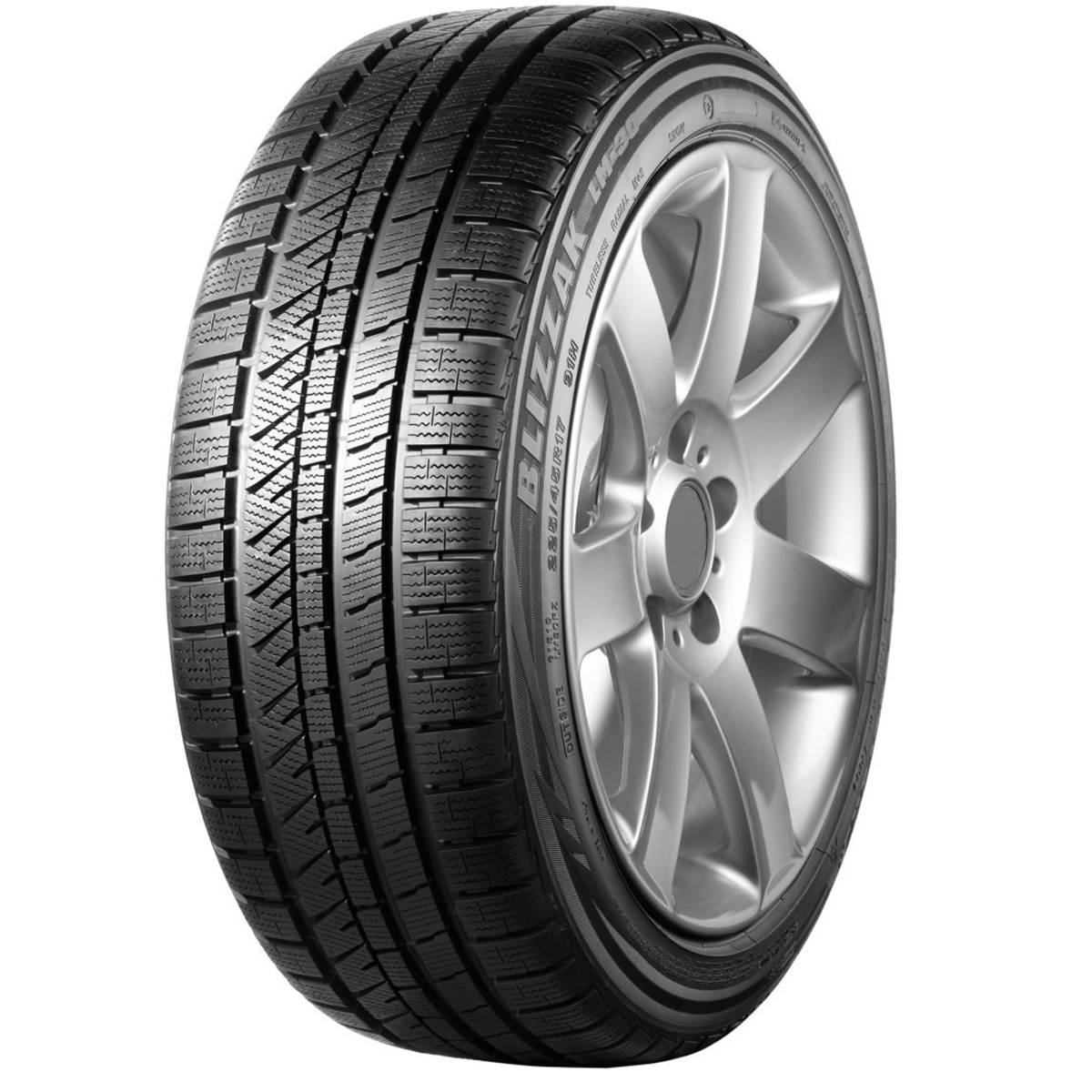 Pneu Hiver Bridgestone 195/60R15 88T Blizzak Lm30