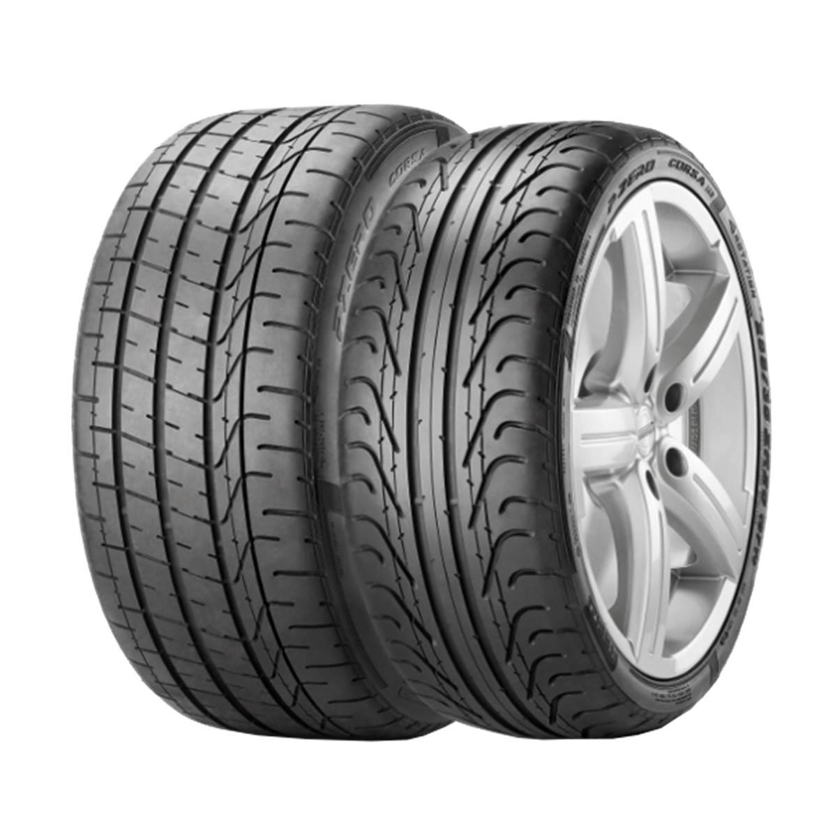 Pneu Pirelli 275/30R20 97Y Pzero Corsa Asimmetrico 2 XL