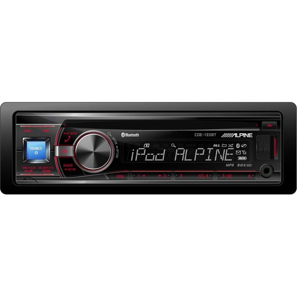 Autoradio Alpine CDE-133BT
