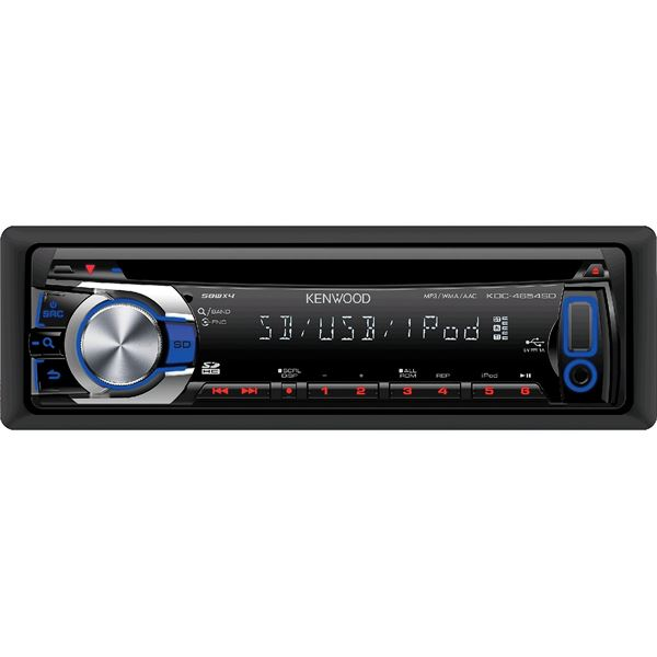 Autoradio Kenwood KDC-4654SD