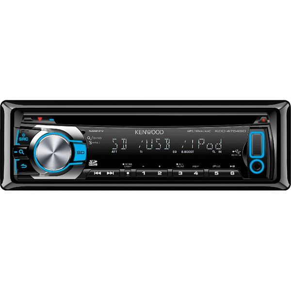 Autoradio Kenwood KDC-4754SD