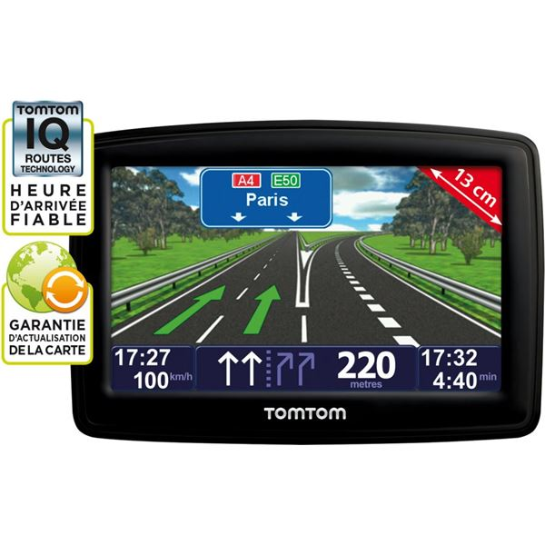 Pack GPS TomTom XXL Classic
