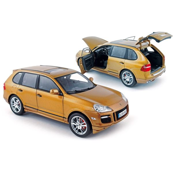 Voiture miniature Porsche Cayenne GTS 2008 Metallic Orange
