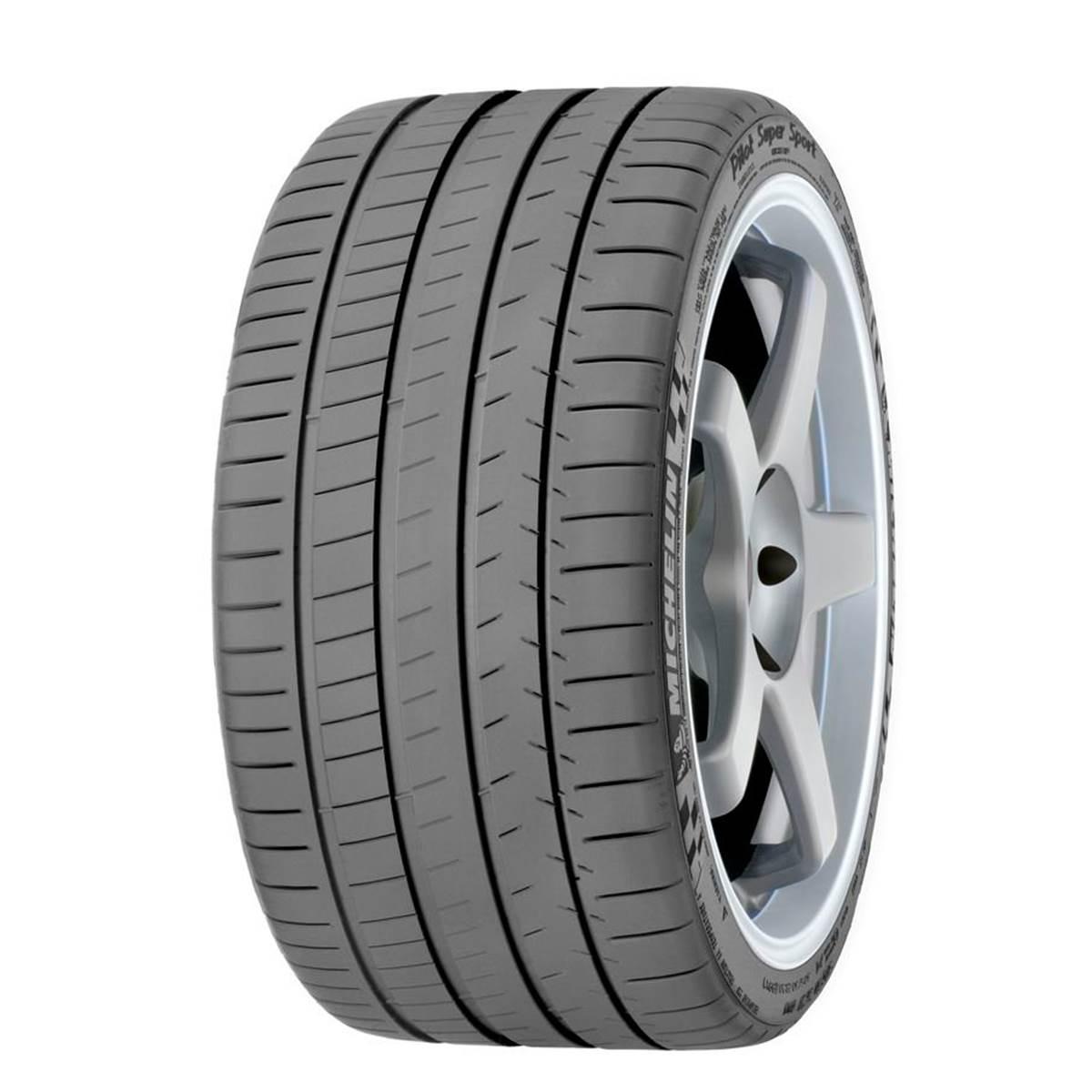 Comparer les prix des pneus Michelin Pilot Super Sport