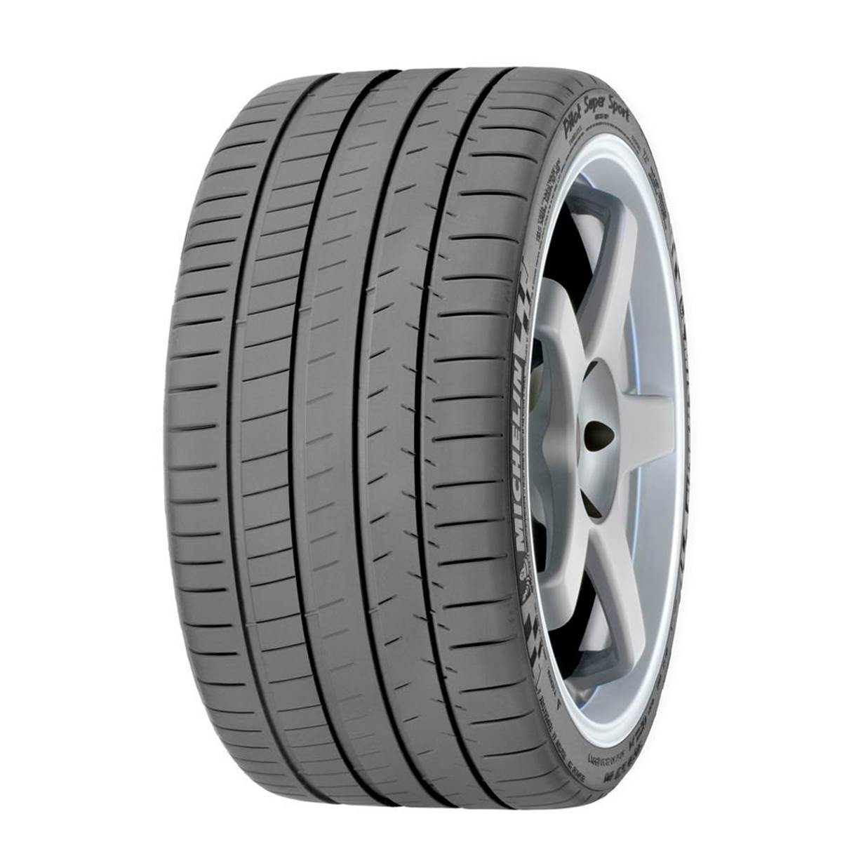 Pneu Michelin 245/30R21 91Y Pilot Super Sport XL
