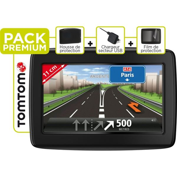 GPS TomTom Start 25 Europe 22 pays Pack Premium