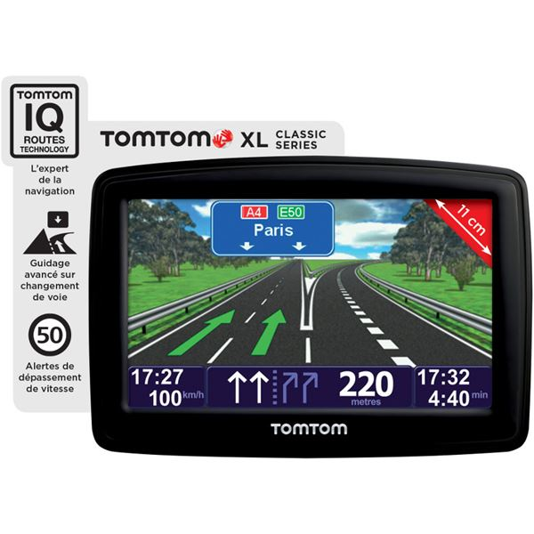 GPS TomTom XL Classic Europe 23 pays