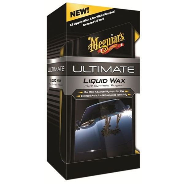 Cire lustrante carrosserie Ultimate Wax Meguiar's 473 ml