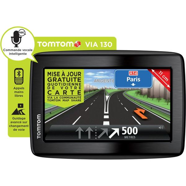 GPS TomTom Via 130 Europe