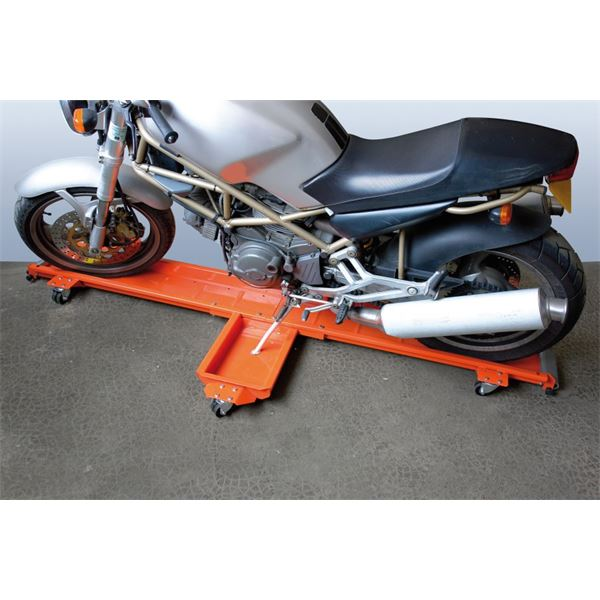 Range moto Bike & Racks