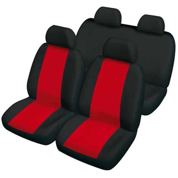 housses de si ges taille universelle sensation sweet car feu vert. Black Bedroom Furniture Sets. Home Design Ideas