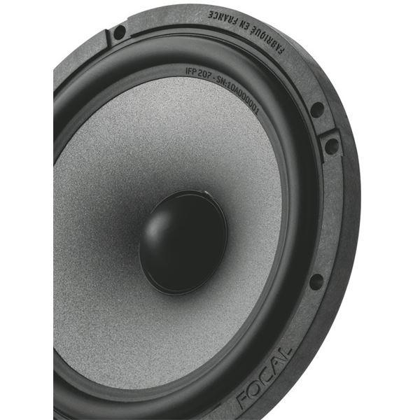 haut parleurs focal int gration ifp pour 207 307 308 feu vert. Black Bedroom Furniture Sets. Home Design Ideas
