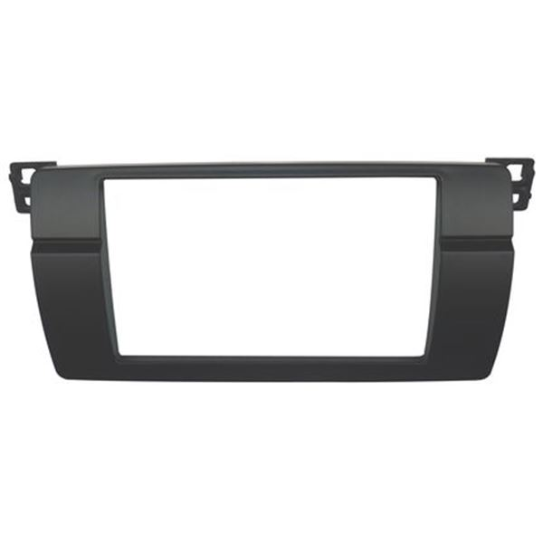 Support autoradio double DIN BMW SERIE 3 1998><2006