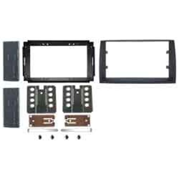 Support autoradio double DIN KIA VENGA 2010>