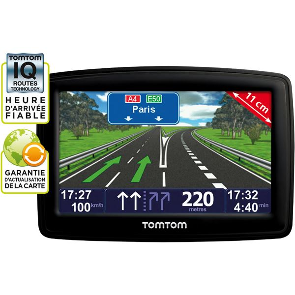 GPS TomTom XL Classic Europe 23 pays avec housse offerte